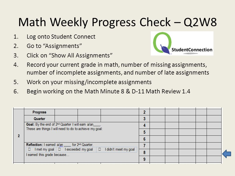 progress check 1 Progress check 1 related links everyday mathematics online with a login provided by your child's teacher, access.