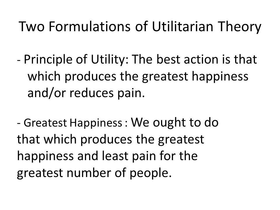 greater happiness for a greater number essay Greater happiness for a greater number: did the promise of enlightenment come the perspective that we can create greater happiness for a greater number essays.