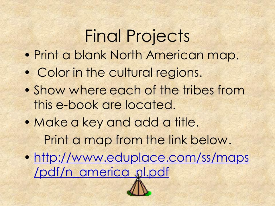 The First Americans Ppt Download - Us map eduplace