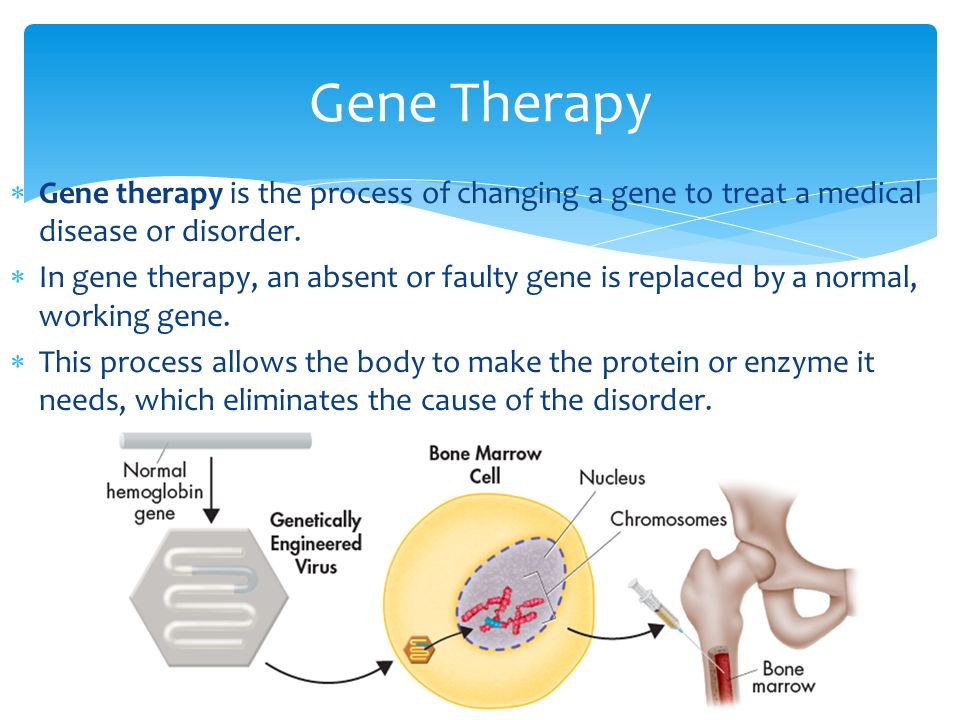 Genes and Gene Therapy