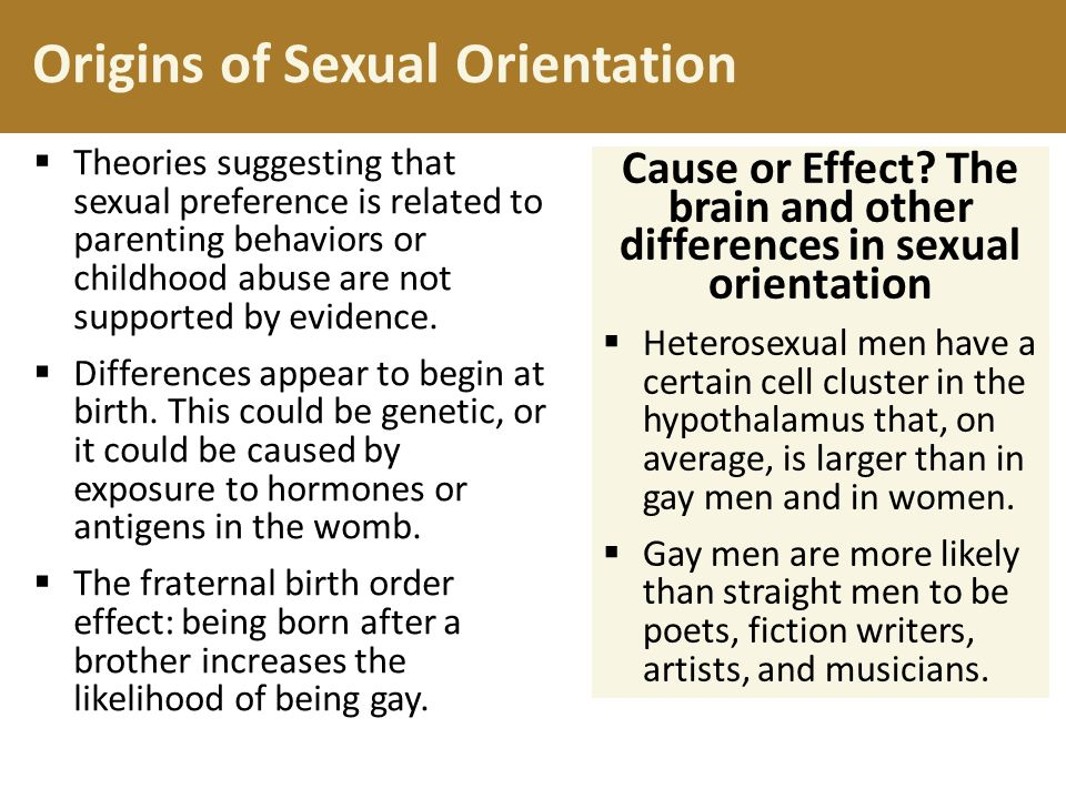 The Science Of Sexual Orientation - CBS News