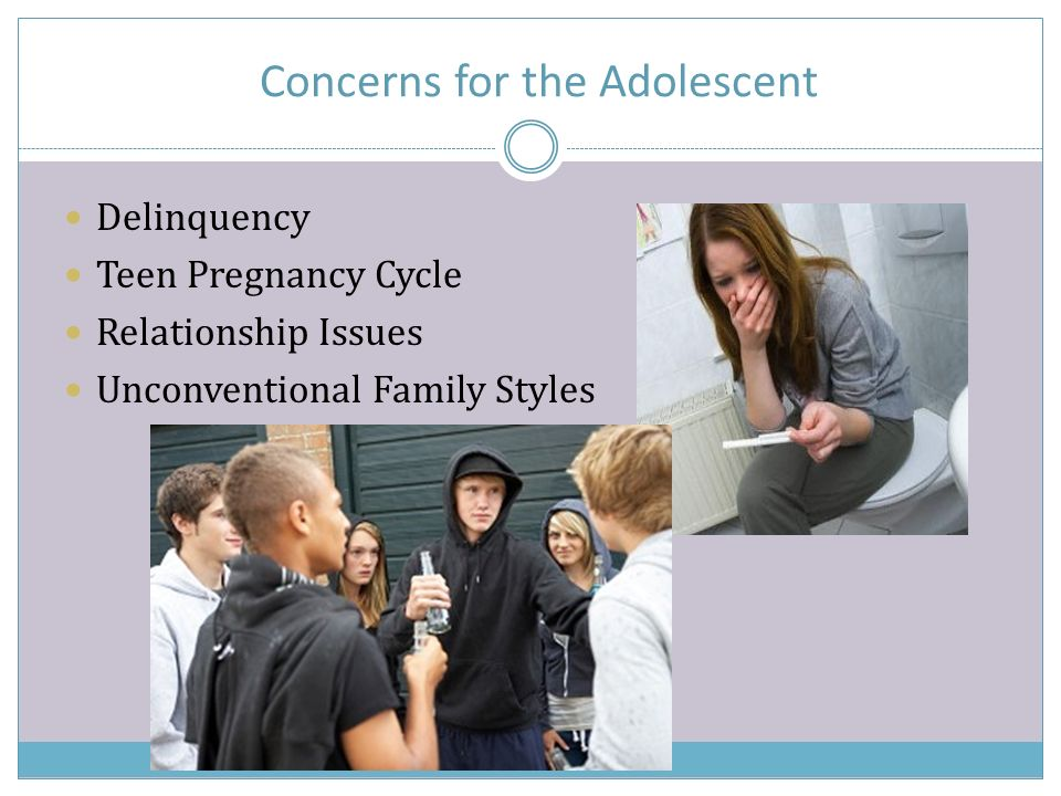 Teen Pregnancy Issues and Challenges