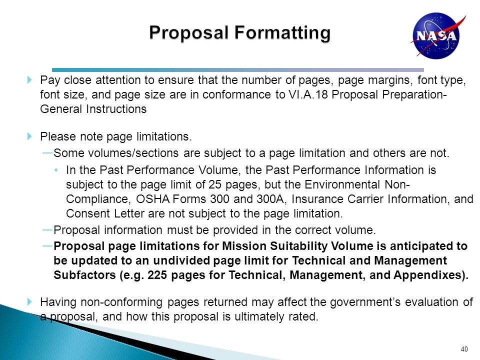 proposal on past performance 1 past performance reviews- programmatic and legal 2 past performance reviews- consumer satisfaction 3 past  qualifying proposal evaluation checklist.