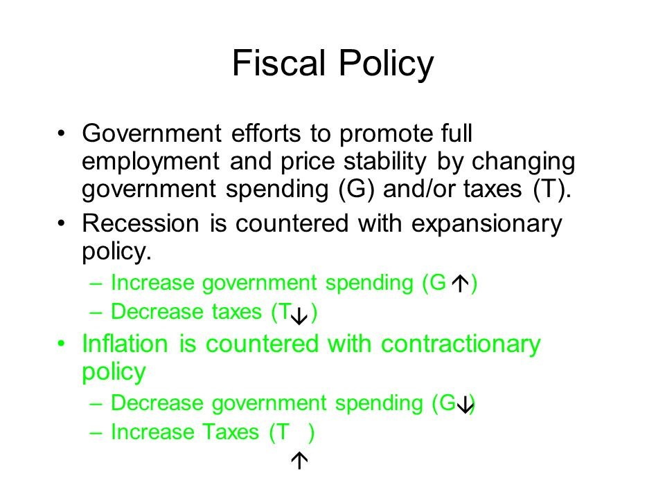Taxation as an Instrument of Fiscal Policy in Nigeria