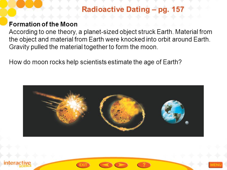 What does radiometric dating mean