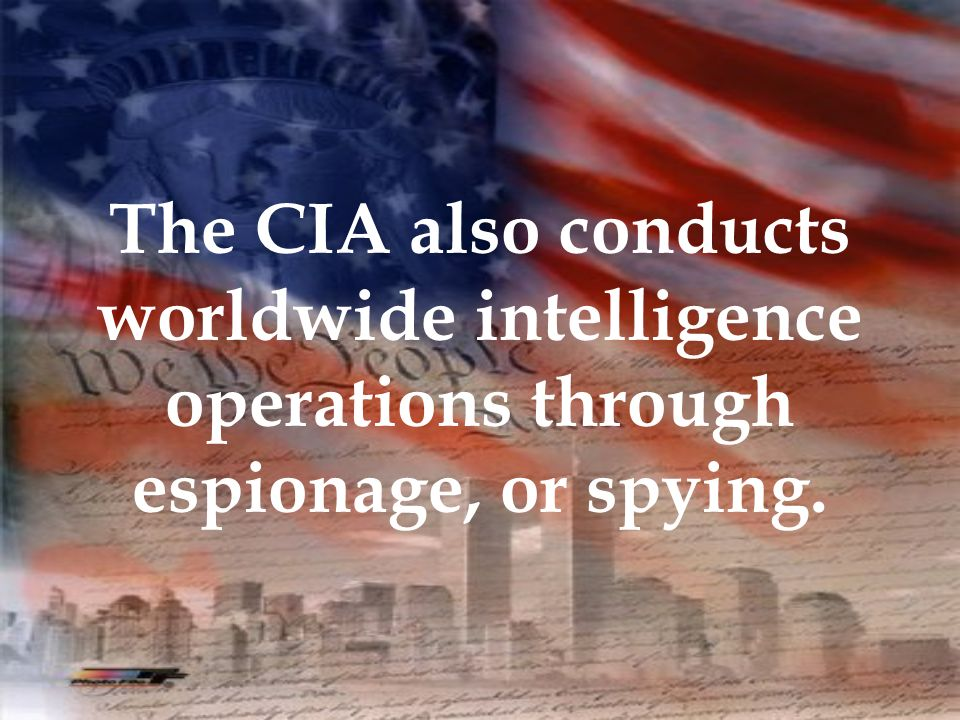 the cia foreign policy The iran-contra affair has raised questions about whether the cia slants its intelligence analysis to support covert actions or policy.