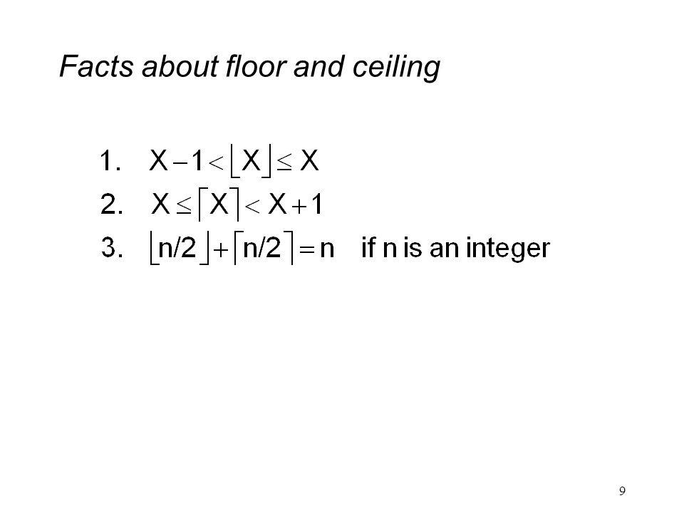Cse373 Data Structures And Algorithms Lecture 3 Math