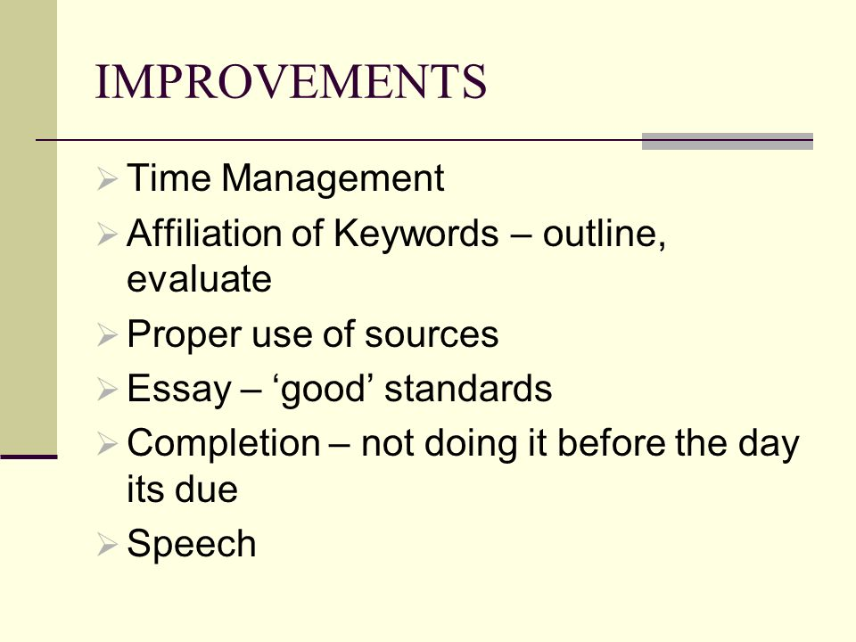 outline for research paper on time management A sample research proposal with comments research activities, and a time schedule in about 3-5 pages outline a conceptual framework for constraint management.