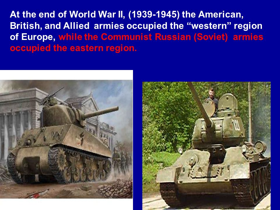 Russian Armies Occupied 57