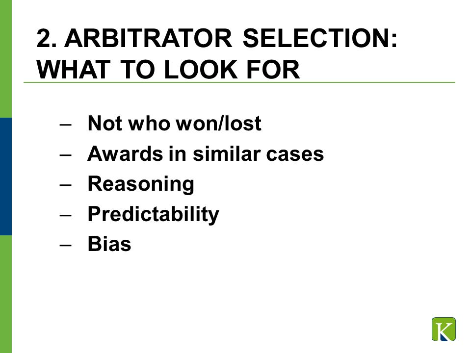 arbitrator selection The supreme court of texas issued three decisions last week that all relate to  arbitrator selection and offer reminders to drafters and litigators.