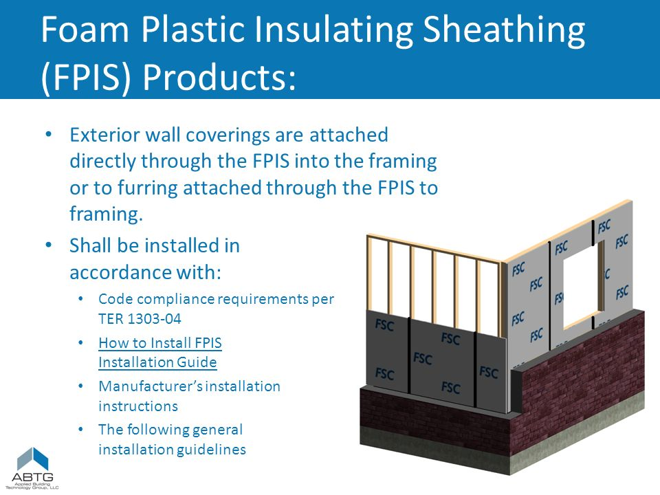 Cladding attachment ppt video online download for Exterior wall sheeting