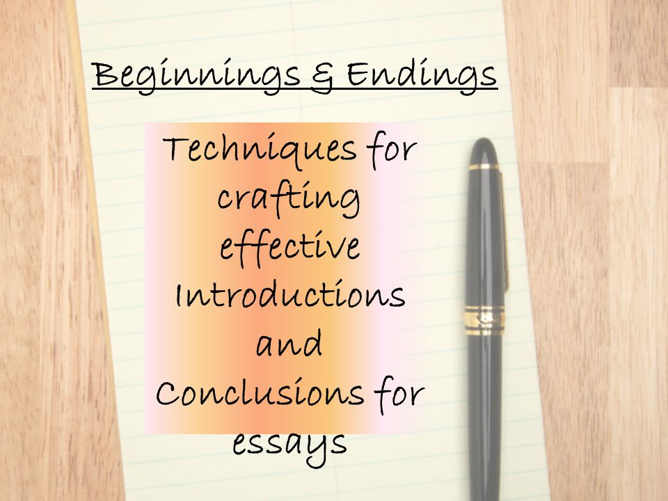 conclusions for essays Writing a conclusion is the last part of the research paper, drawing everything together and tying it into your initial research.