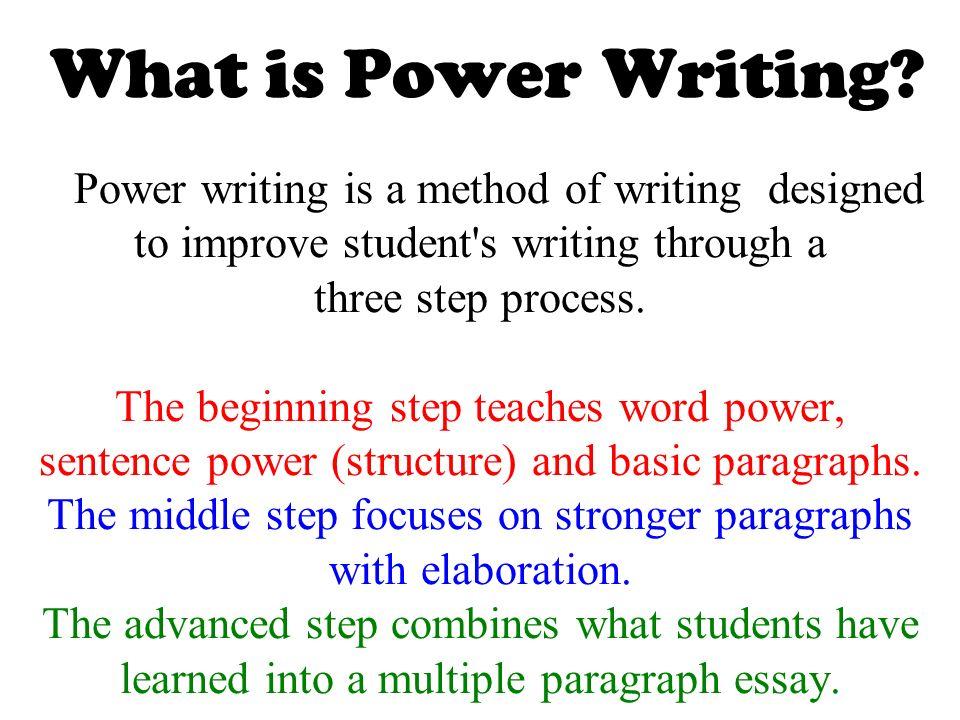 power of literature essay