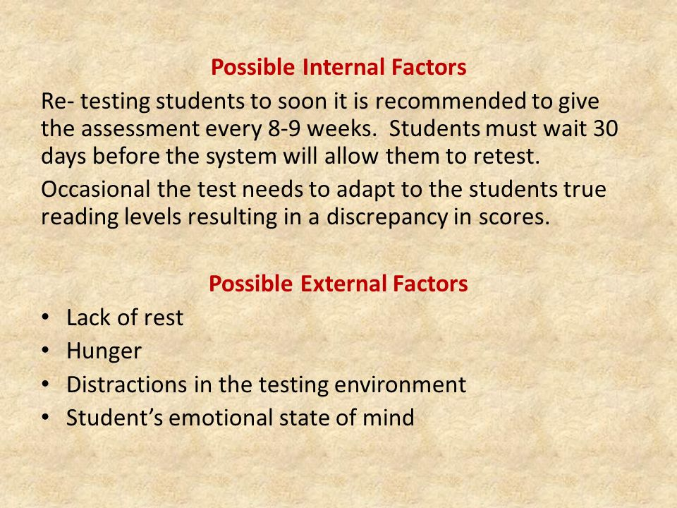 Using the Scholastic Reading Inventory as an Instructional ...
