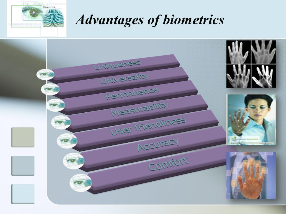 advantages and disadvantages of biometrics pdf