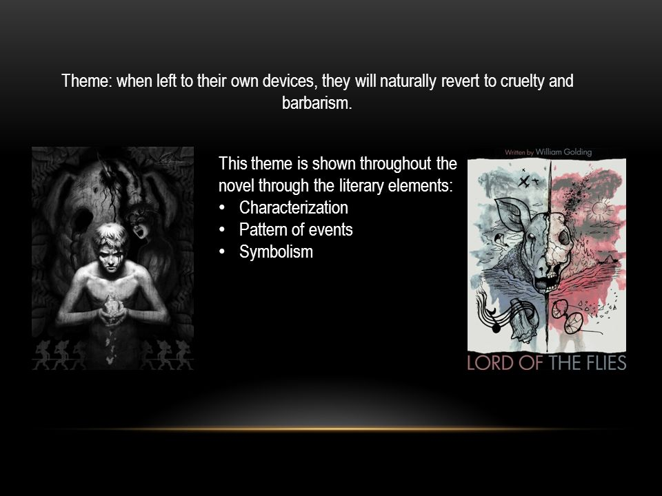 written by william golding presentation by tamika heagy ppt 2 theme