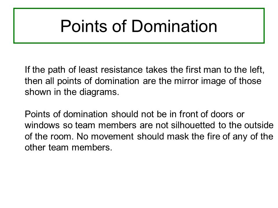 Commit domination path resistance terror understand you