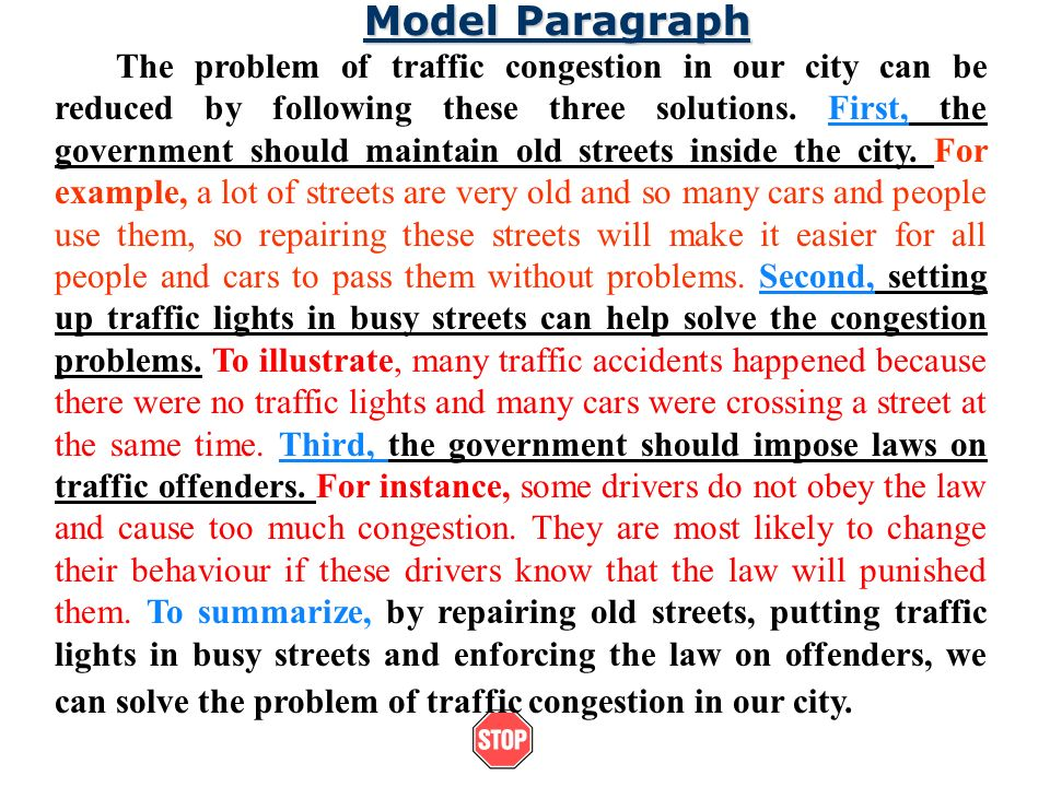 a paragraph on traffic jam Traffic jam of bangladesh and solution of this problem bangladesh is a most densely populated country in the world the traffic jam is the main and common problem in the country, especially dhaka and chittagong district.