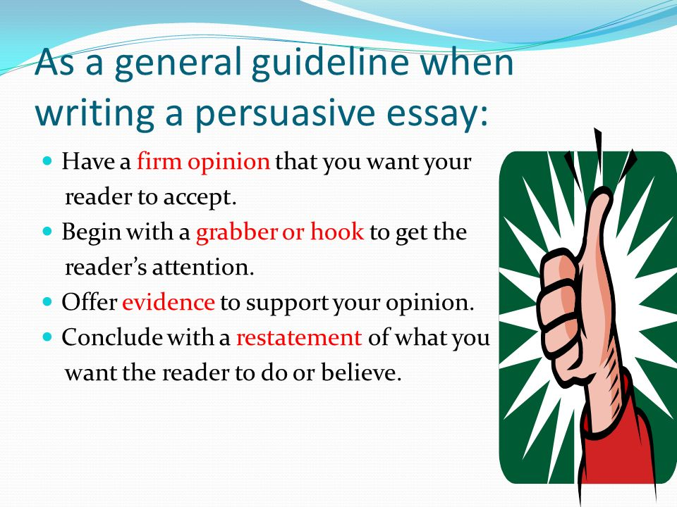 get readers attention persuasive essay How to write a 5 paragraph essay  to experiment with various essay styles persuasive,  around grabbing the readers attention right from the get-go .