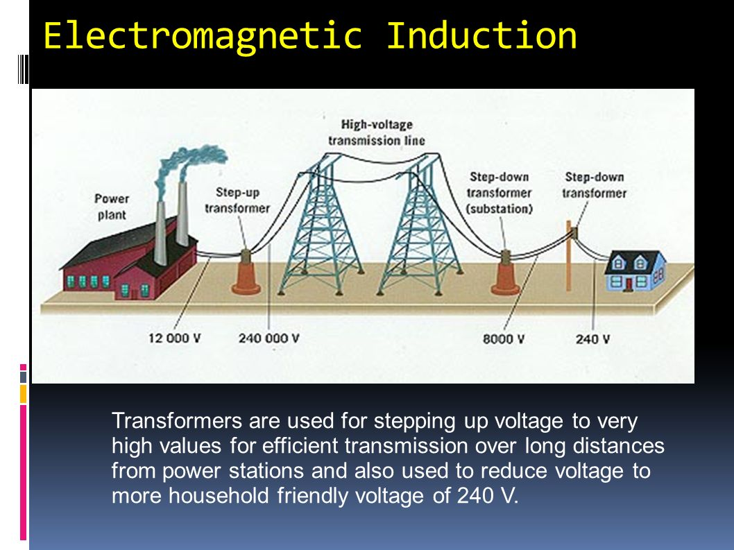 dc transformer principle transformer electromagnetic gflow