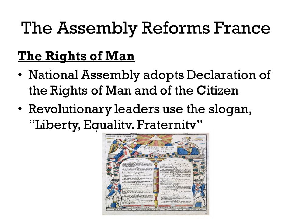 french rights of man pdf