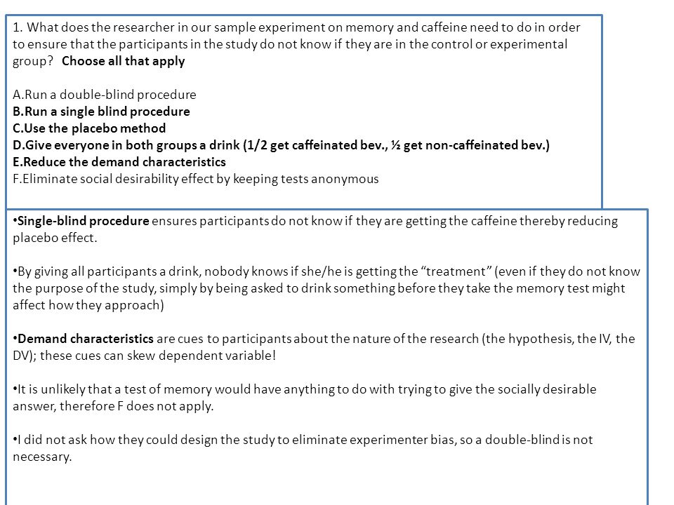 Answers to Research Methods Worksheet ppt video online download – Bias Worksheet