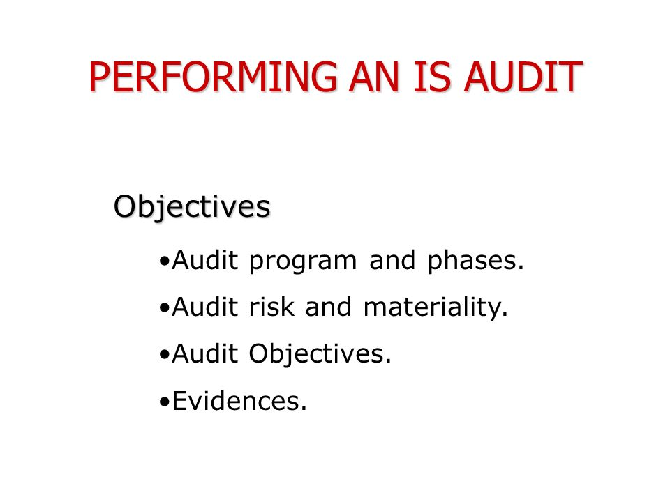 objectives of a review and audit Ten essential audit questions  how do you contribute to achieving your organization's objectives  how does top management review the organization's .