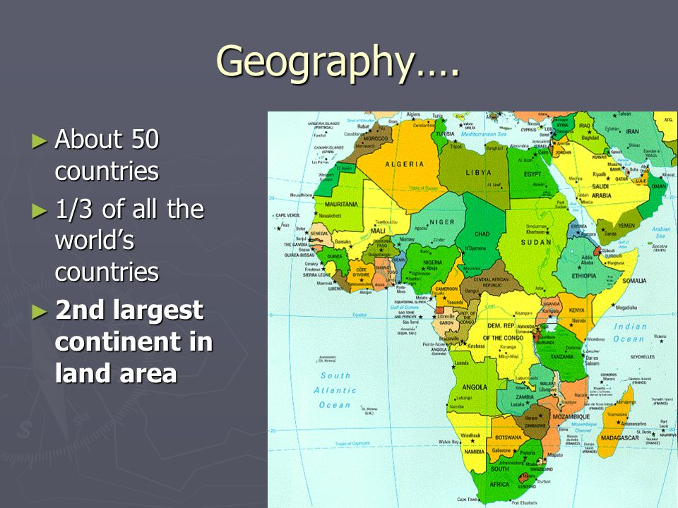 Africa Notes. - ppt download