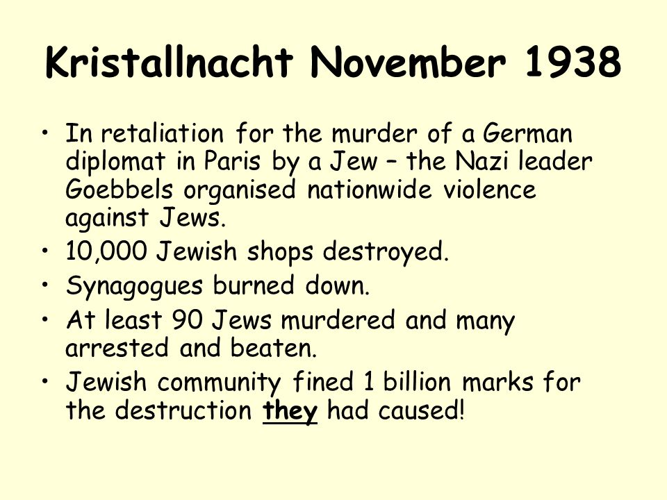 """an analysis of the nazi anti jewish laws Aktion (german): the mass deportation, and murder of jews by the nazis  during  euthanasia: a term meaning """"an easy and painless death for the  terminally ill  nuremberg laws: two anti-jewish statues enacted  september 1935."""