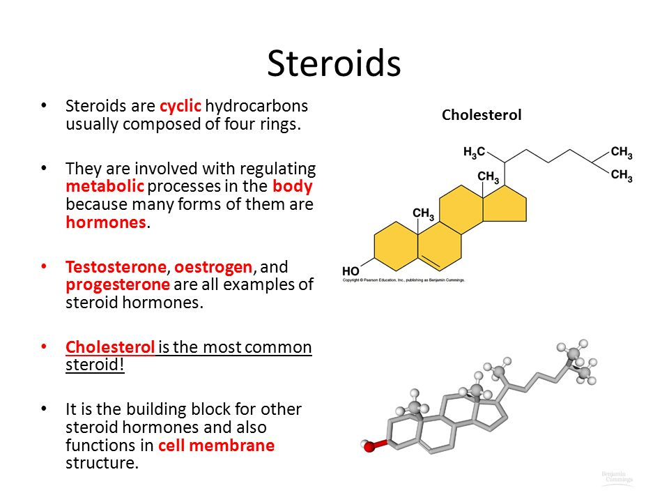 What Are Examples Of Steroid Hormones Novel Analytical Methods For