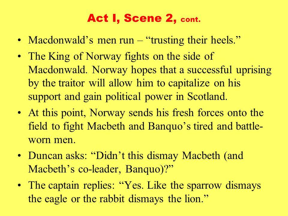 macbeth and political force essay Macbeth essays - political history and corruption in macbeth.