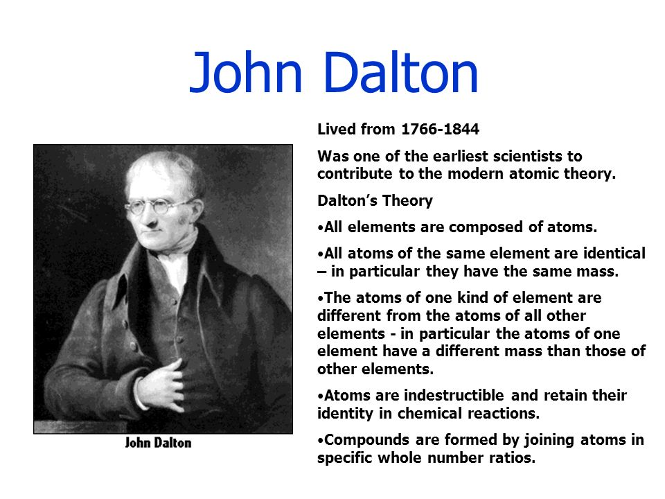 Modern Atomic Theory Grade 9 Science Chemistry. - ppt ...