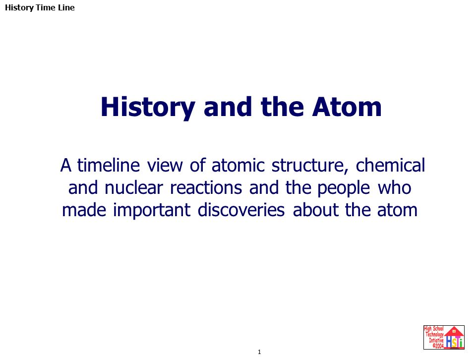 Nuclear Chemistry: An Introduction