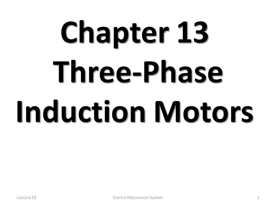 3 phase induction motor animation ppt