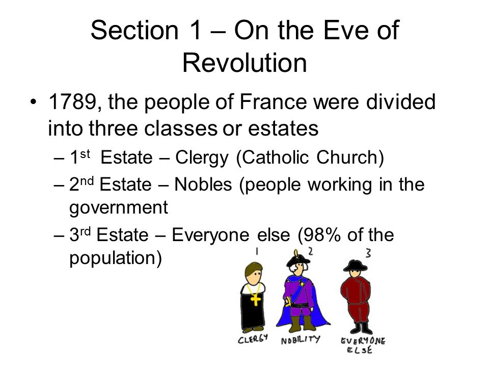 eve of the revolution On the eve of the american revolution, pennsylvania was a multi-ethnic colony  of about 250,000 inhabitants, with the english, germans, and scots-irish each.