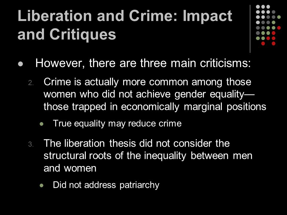 gender inequality theories of patriarchy Theories of gender oppression go further than theories of gender difference and gender inequality by arguing that not only are women different from or unequal to men, but that they are actively oppressed, subordinated, and even abused by men.