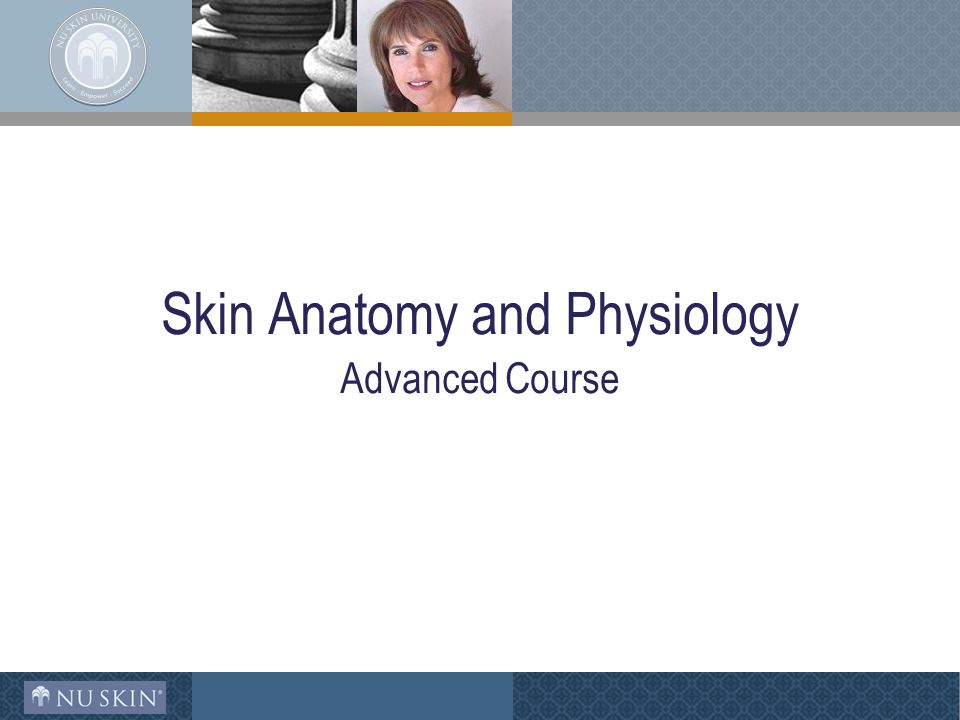 Old Fashioned Describe The Anatomy And Physiology Of Healthy Skin ...