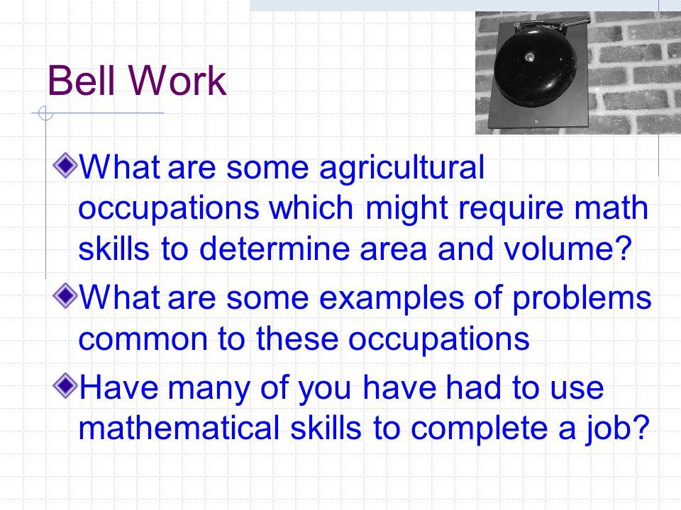 Using Mathematics Skills - ppt download