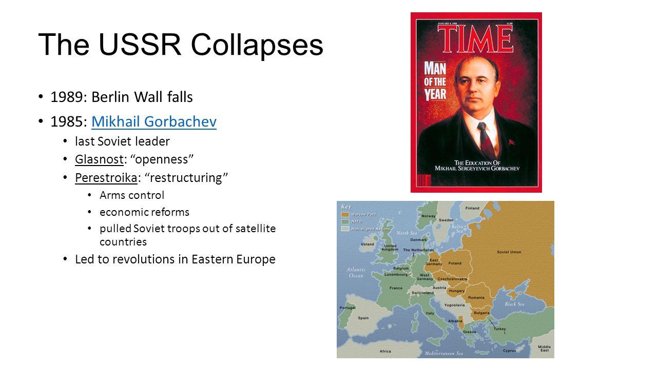 what impact did glasnost openness perestroika restructuring and demokratizatsiia democratization hav