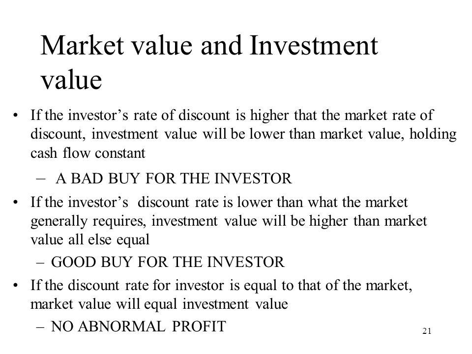 Real Estate Appraisal.