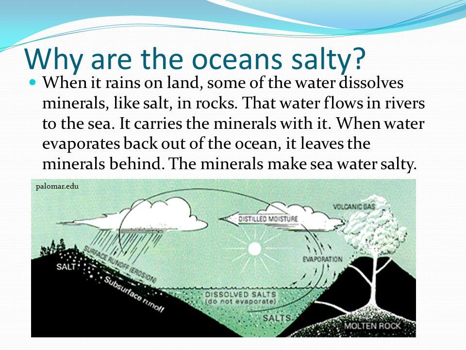 Why Sea Water Salt 9