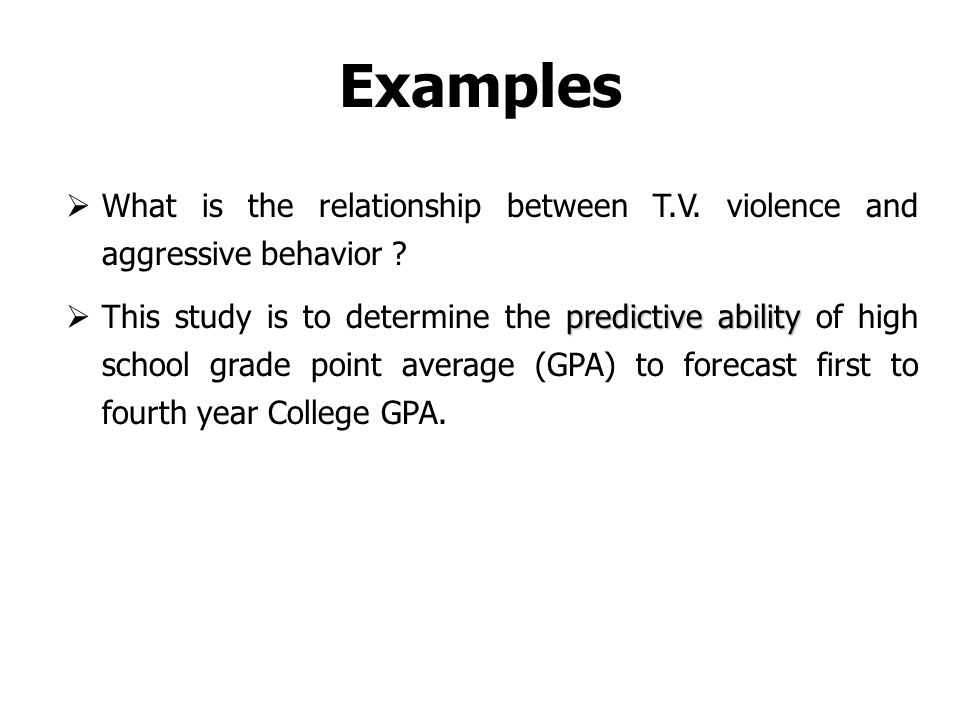 romantic relationships and academic grade point average The amount and kind of reading done by college freshmen and the number of hours devoted to it during an academic year were related to aptitude as measured by the american college testing program battery (act) and grade point average.