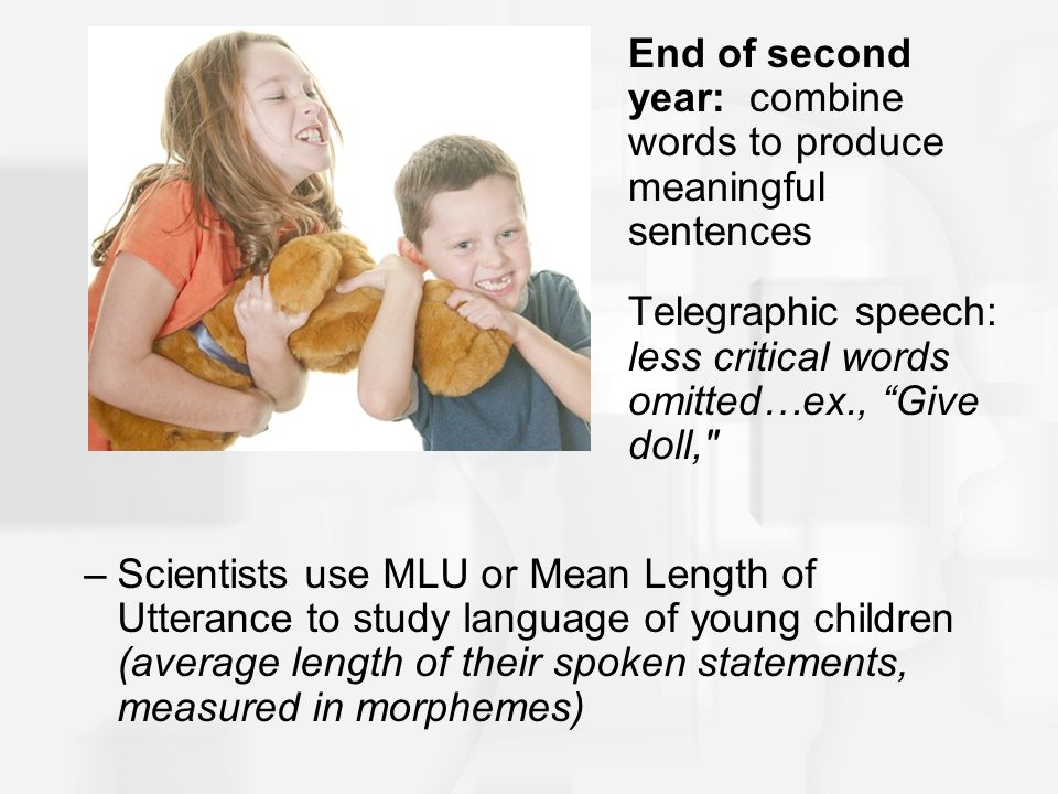 Topics TermsIdeas Language phonemes morphemes ppt download – Telegraphic Speech Example