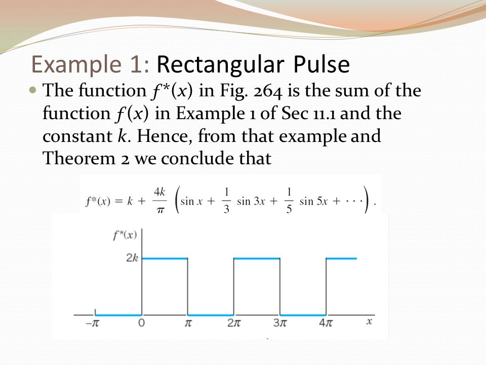 fourier series of half wave rectifier pdf