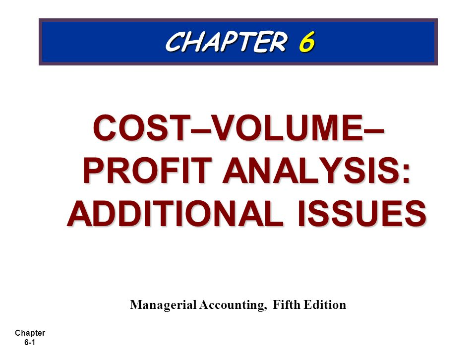 profitability analysis and analytical issues Ratios - 1 ratio analysis-overview ratios: 1 provide a method of standardization 2 more important - provide a profile of firm's economic characteristics and.