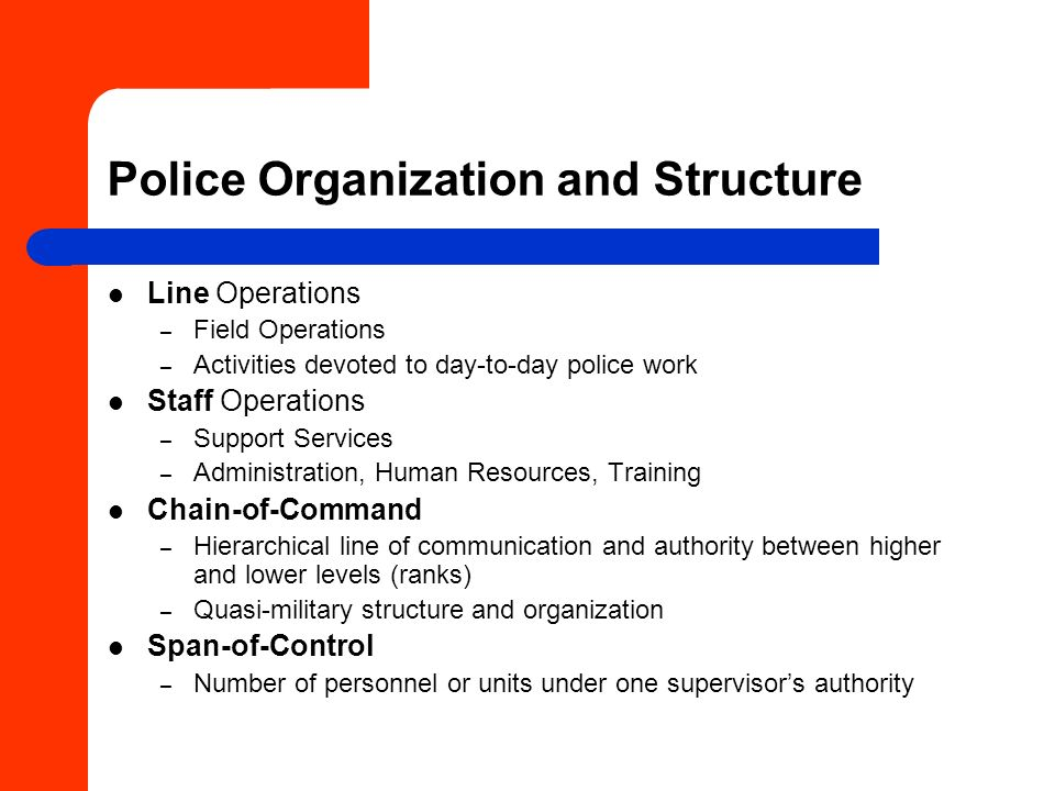 policing chart Organizational chart  i created the sheriff's office task force on 21st century policing in november, 2015 to update our policing model,.