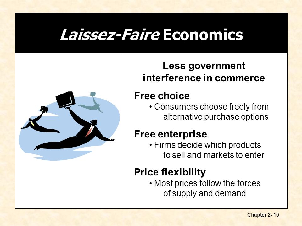 laissez faire Businesses that attract laissez-faire leaders organizations that are run by laissez-faire leaders are often engaged in a highly creative business or are in the incubator phase of product development.