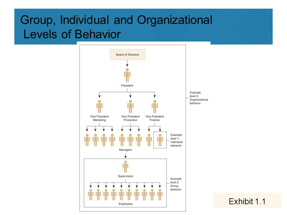 individual and group organisational behaviour pdf