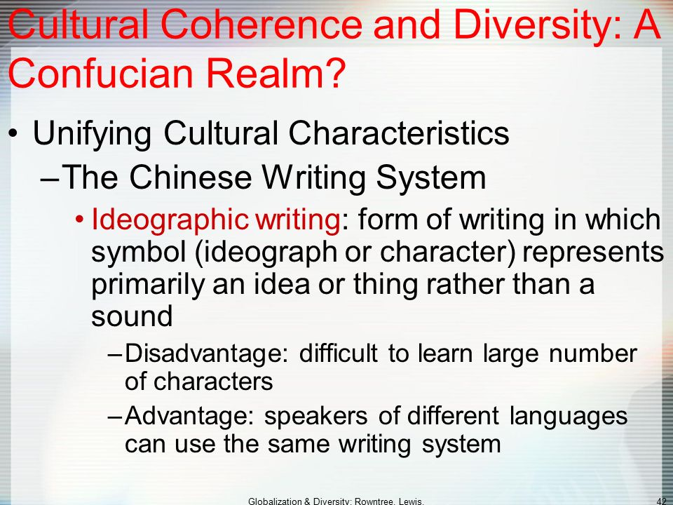 the chinese writing system Chinese writing: chinese writing, basically logographic writing system, one of the world's great writing systems like semitic writing in the west, chinese script.
