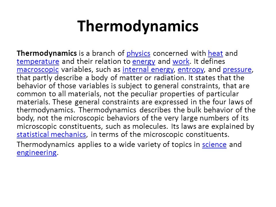 laws of thermodynamics explained pdf